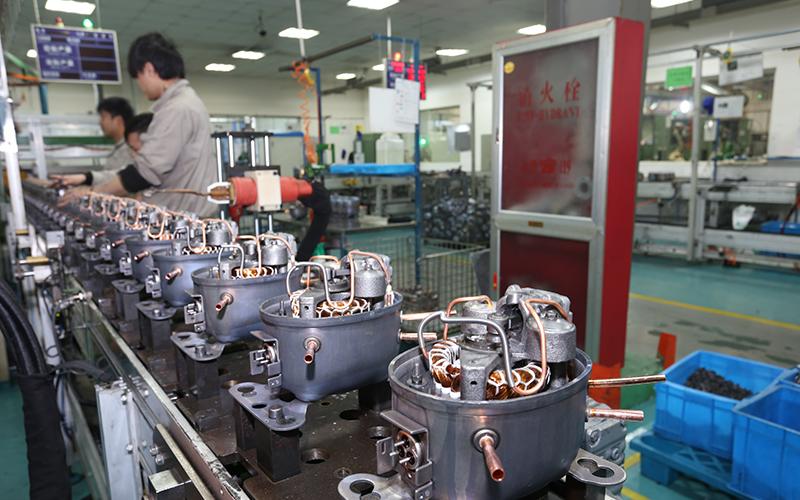 Zhejiang Bingfeng Compressor Co , Ltd